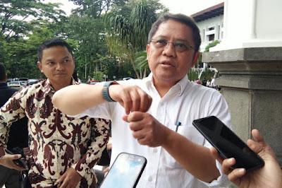 Terkait Tertundanya Pilrek Unpad, Ketua MWA Rudiantara Sebut Tunggu  Satu Dua Hari Ada Kejelasan