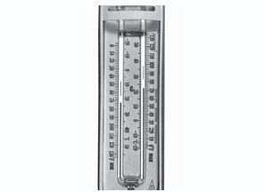 Termometer Maksimum Minimum