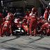 Már a Mercedes nyakán az 1000 lóerőt döngető Ferrari-motor?
