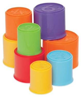 How Cup Stacking Can Help Kids with Autism