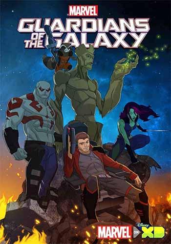 Guardiões da Galáxia 1ª Temporada Torrent - WEB-DL 1080p Dublado