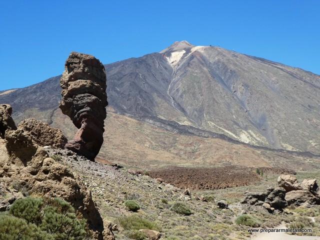 Roques de García en el Teide
