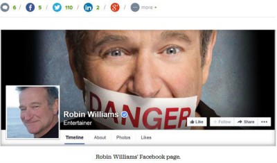 Nintendo Didesak Garap Game Robin Williams