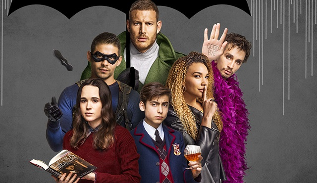 THE UMBRELLA ACADEMY KONUSU VE KARAKTERLERİ