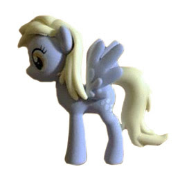 MLP Puzzle Eraser Figure Series 2 Derpy Figure by Bulls-I-Toys
