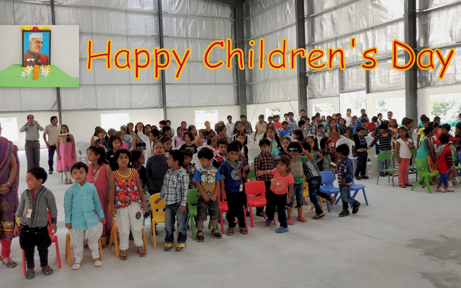 Children's Day Celebration - 14th Nov | Ambitus World School