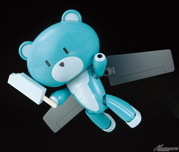 HGPG 1/144 Petitgguy Soda Pop Blue and Ice Candy - Release Info