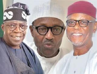 Tinubu Buhari and Oyegun