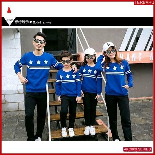 AKC009S125 Sweater Couple Star Anak 009S125 Keluarga 2 BMGShop