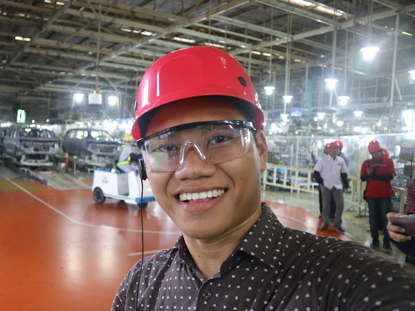 Happy Dare Day at Toyota Motor Manufacturing Indonesian (TMMIN)
