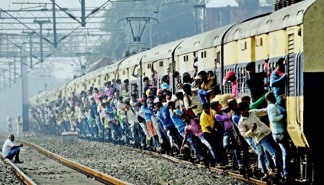 India Railways undertakes world's largest recruitment drive