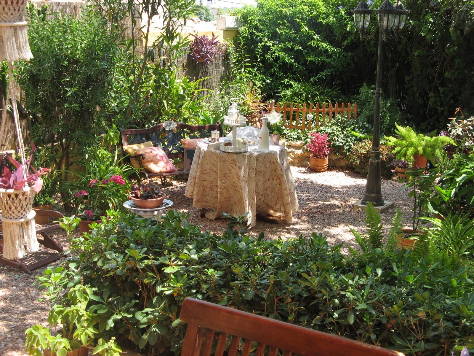 - Un jardin para mi ...