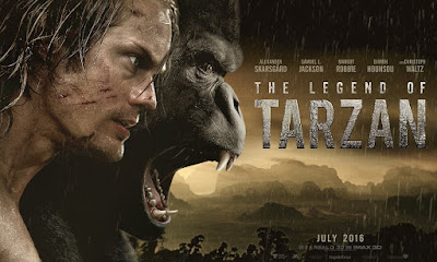 Film The Legend of Tarzan 2016 Bluray Subtitle Indonesia