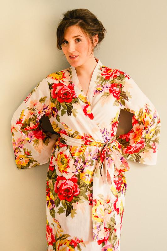 Bridesmaid Dressing Gowns – Bride De Force