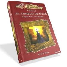El Templo De Istar – Tracy Hickman, Margaret Weis [ AudioLibro ]