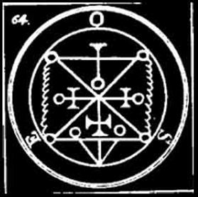Ose, Oso, Vosa, Daemon, Goetia, Ocultismo, Demonologia, Sigilo