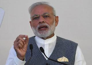 PM Modi dedicates Diwali to THEM!