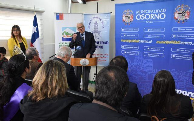 Inauguran Casa de Acogida de la Discapacidad en Osorno