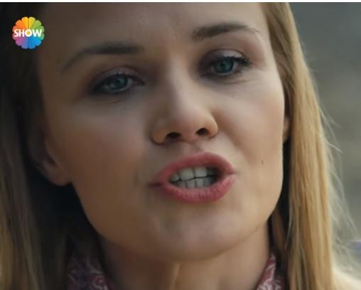 Nöbet Dizisi Ajan Jennifer Karakterini Alma Terzic Canlandırıyor.