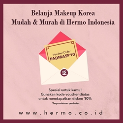 hermo Indonesia promo code