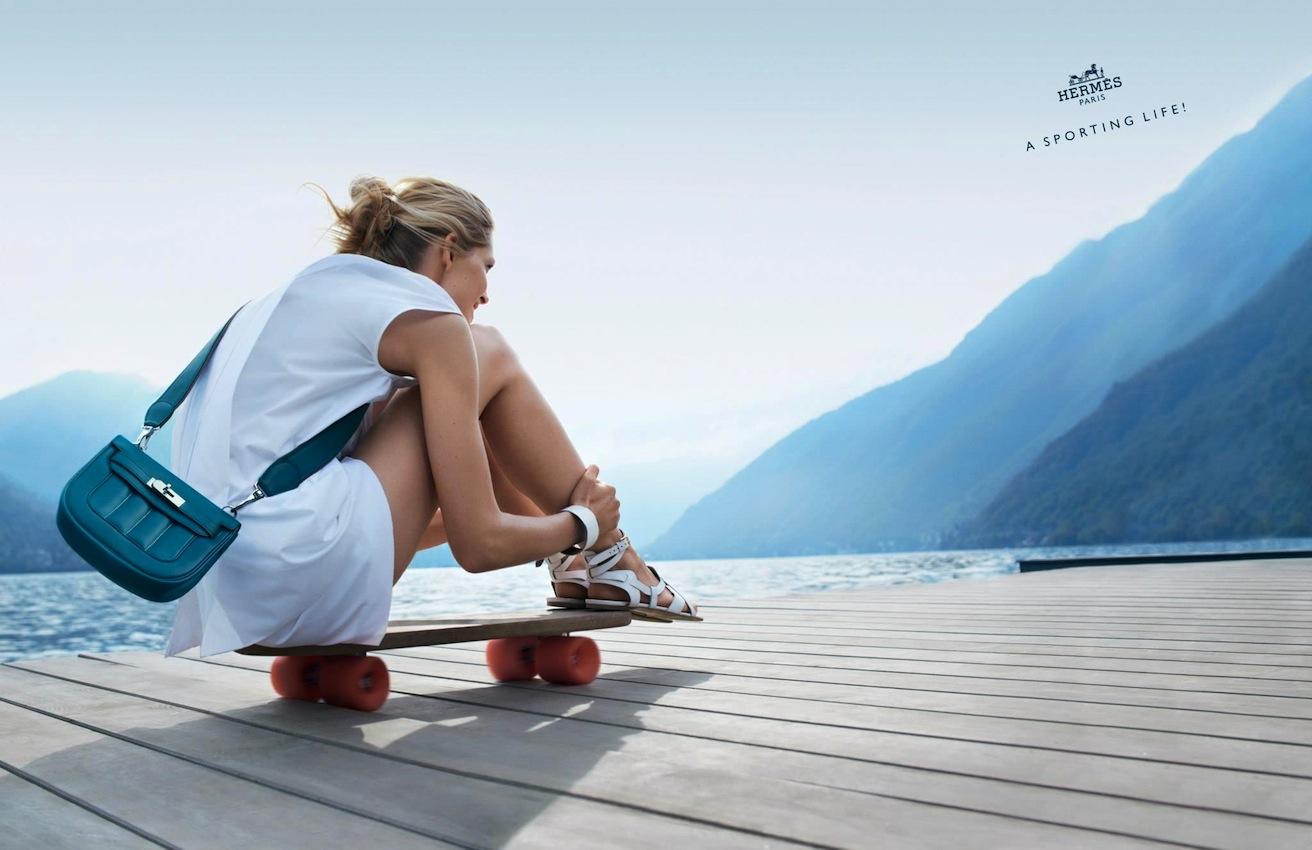 Hermès Advertising Campaign