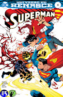 DC Renascimento: Superman #4