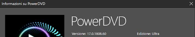 Cattura1 - Aggiornamento linguistico per PowerDVD 17 Ultra