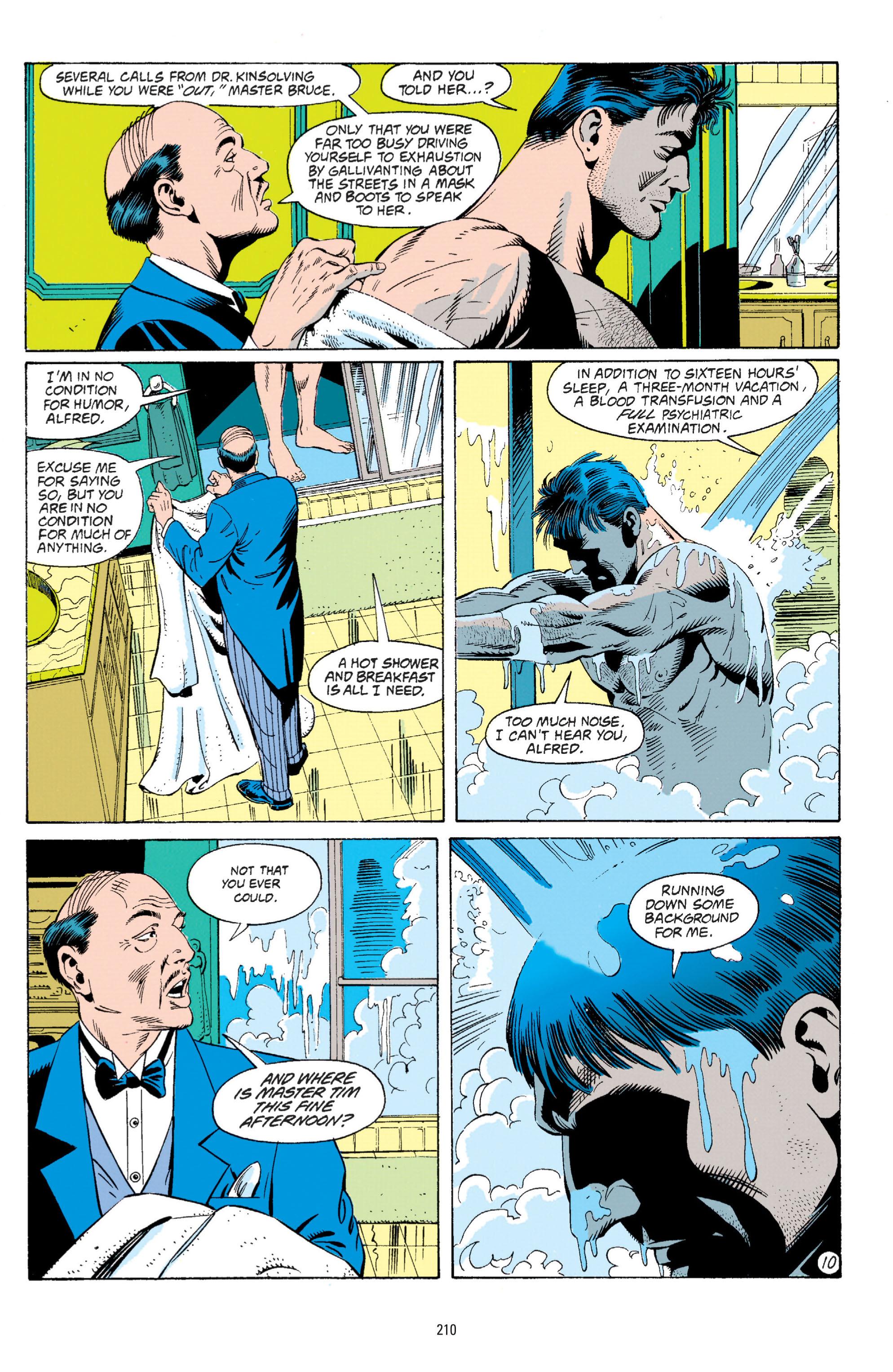 Detective Comics (1937) 661 Page 10