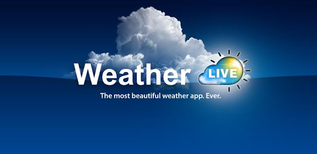 Weather Live v4.6 build104 Apk Miki