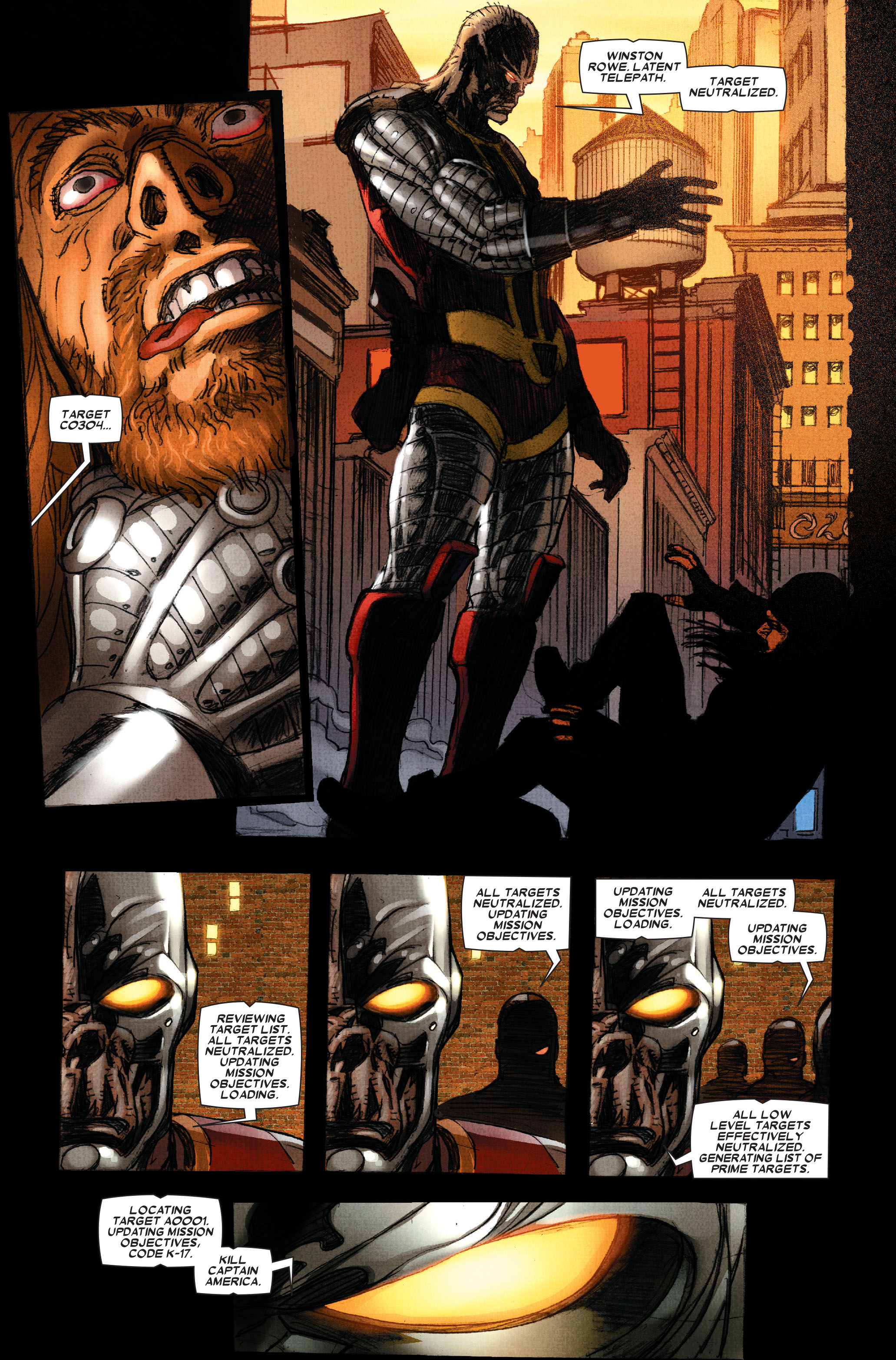Read online Wolverine: Weapon X comic -  Issue #11 - 23