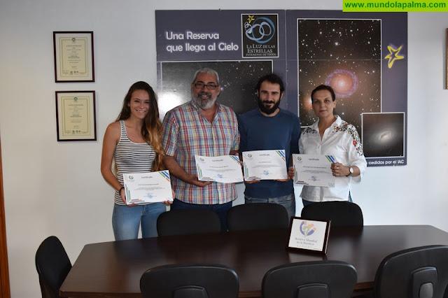 Concluyen las prácticas de los alumnos de la Escuela Manolo Blahnik en la Reserva Mundial de la Biosfera