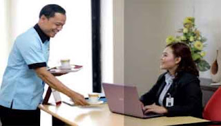 Lowongan Kerja Office Boy Bandung