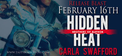Hidden Heat Release Blast!