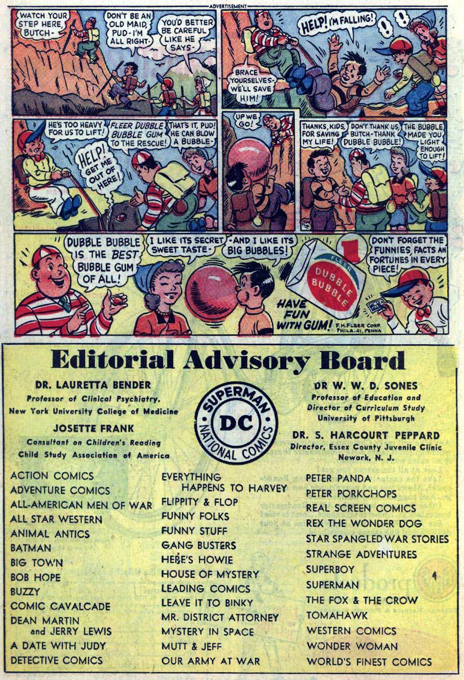 Read online World's Finest Comics comic -  Issue #68 - 15