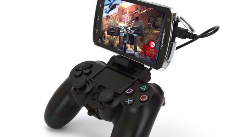 How to use the PS4 controller on your Android Phone