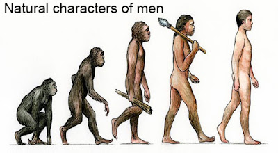 Natural characters of men