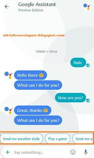 Fitur Jomblo Google Asistant
