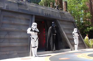 Darth Vader Jedi Training Academy