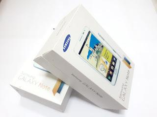 Dus Hape Samsung Galaxy Note 1 Bekas