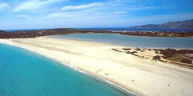 Chia Beach em Cagliari