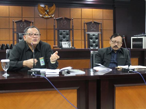 PengadilanTinggi TUN Jakarta Bersiap Untuk Akreditasi