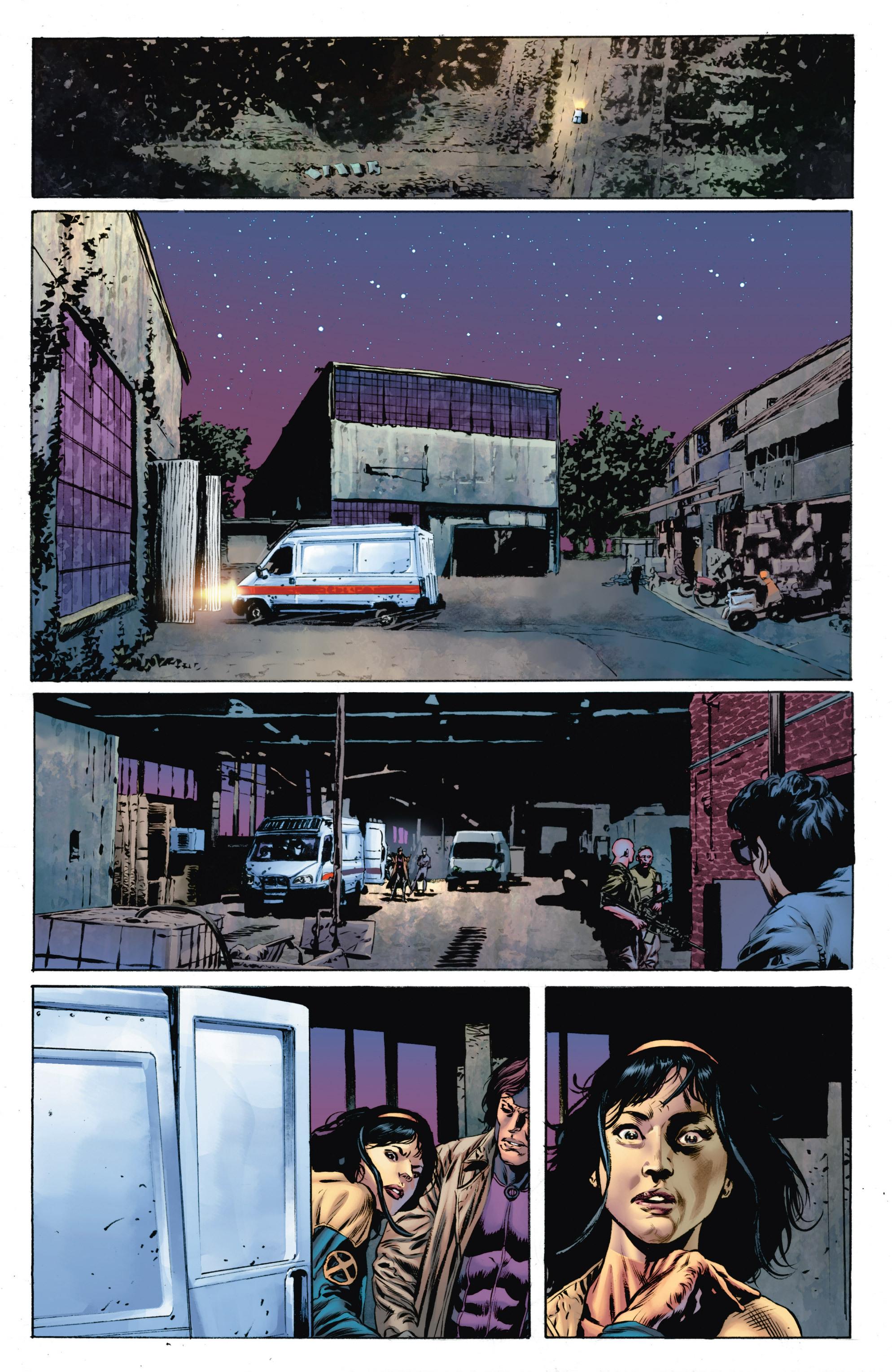 Read online Astonishing X-Men (2004) comic -  Issue #55 - 18