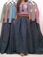 Maxi Kombi Jeans NZ228467 SOLD OUT