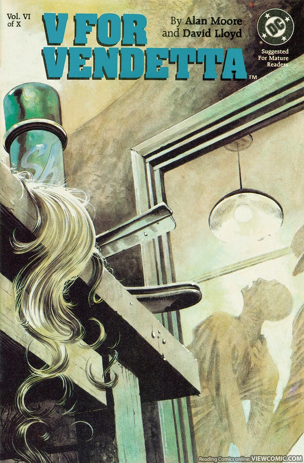 V For Vendetta Novel Pdf