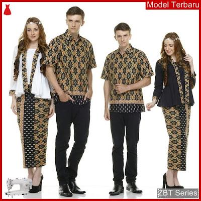 ZBT09409 Kebaya Batik Couple Qamra Remaja Terbaru BMGShop
