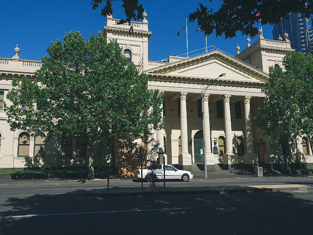 ビクトリア州労働組合評議会(Victorian Trades Hall Council)