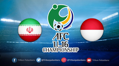 Live Streaming Iran vs Indonesia AFC U16 [21.9.2018]