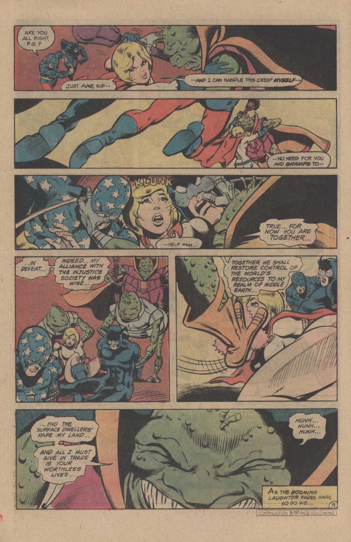 Read online All-Star Comics comic -  Issue #67 - 12