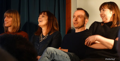 Poldark on Stage, Rebecca Keane, Debbie Horsfield, Damien Timmer, Karen Thrussell