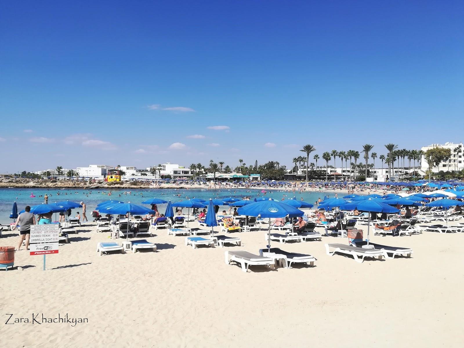 """70c2aead4e The last beach that we checked was """"Nissi"""" beach"""